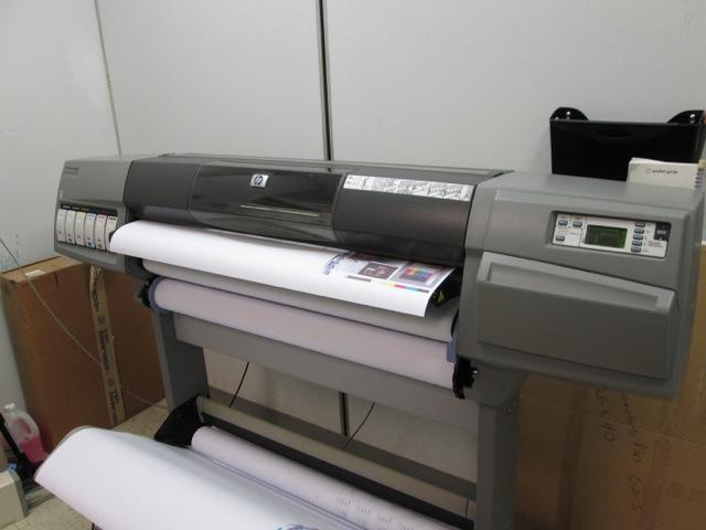 HP Designjet Printer 5500