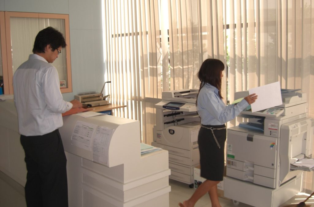 cost to lease a copy machine